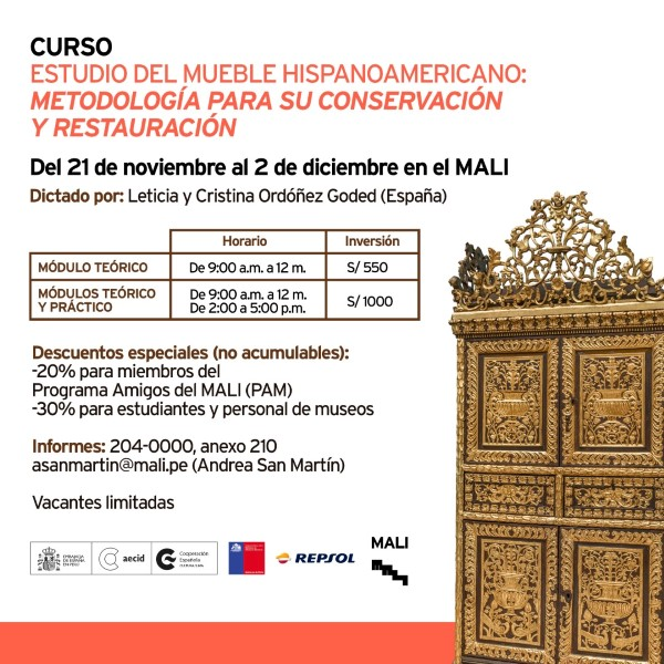 Portada restauraci n de muebles arcaz for Historia del mueble pdf
