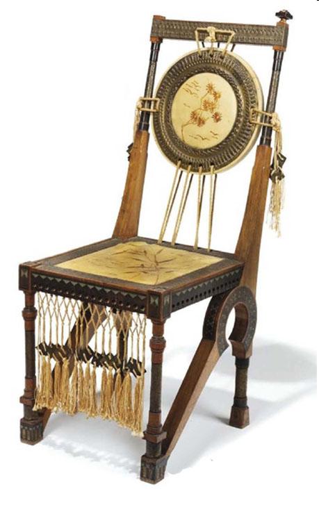 La silla historia y catalogaci n restauraci n de for Historia del mueble pdf