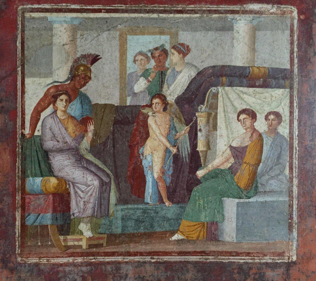 Sexta Jornada Del Seminario La Historia A Trav S De La Vida  # Muebles Pompeya